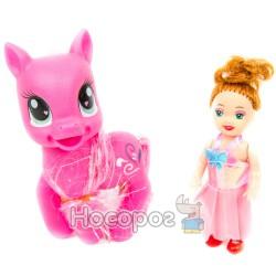 Кукла XQ402 с пони