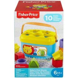 "Ведерко с кубиками ""Яркий"" Fisher-Price"