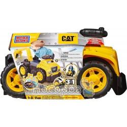 Автомобіль-екскаватор Mega Bloks CAT 3 в 1