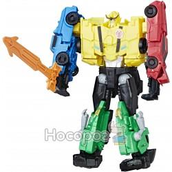 Игровой набор Transformers Роботы под прикрытием Тим-Комбайнер