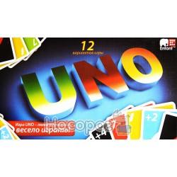 Настільна гра Danko toys UNO SP G11