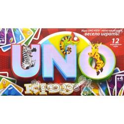 """Игра маленькая настольная Danko toys """"UNO Kids"""" SP G 11"""
