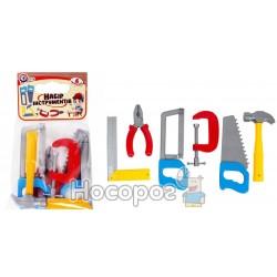 Набір інструментів Технок 4005