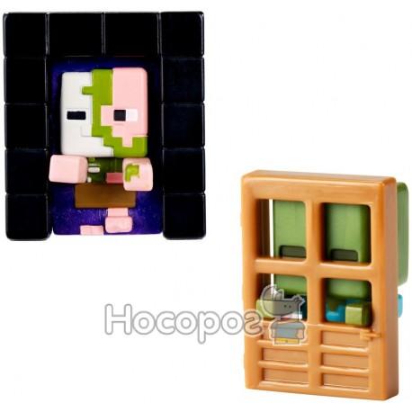 Фото Мини-фигурка Mattel Minecraft обновленная