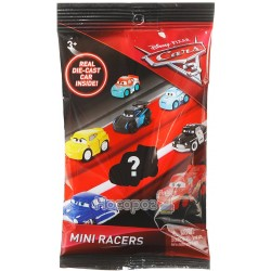 Металлический мини-гонщик из м/ф «Тачки 3» Mattel