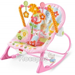 """Масажне крісло-гойдалка Fisher-Price """"Банні"""" Y8184"""