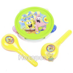 Муз.инструменты 2002C Sponge Bob