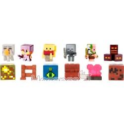 Набор из 6-ти мини-фигурок Minecraft в асс.(2)