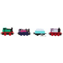 """Подарочный набор паровозиков Fisher-Price """"Adventures"""" """"Томас и друзья"""""""
