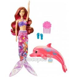 """Русалочка Barbie MATTEL """"Волшебная трансформация"""" из м/ф """"Barbie Магия дельфинов"""""""
