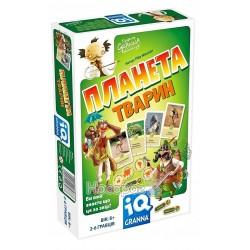 """Гра настільна Granna """"IQ Планета тварин"""""""