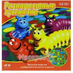 """Игра настольная TACTIC """"Разноцветные гусеницы"""""""