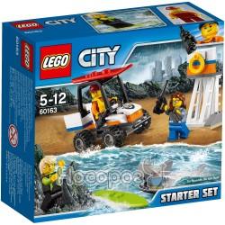 """Конструктор LEGO City """"Береговая охрана: стартовый набор"""""""