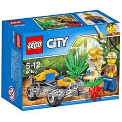 """Конструктор LEGO """"Джунгли: багги"""" 60156"""
