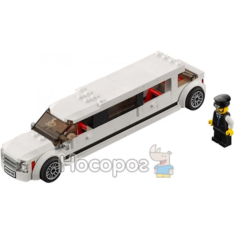 Конструктор Lego City Транспортный вертолет исследователей вулканов 60123