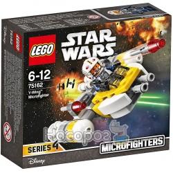 Конструктор LEGO Star wars Microfighter «Вай-Винг» 75162
