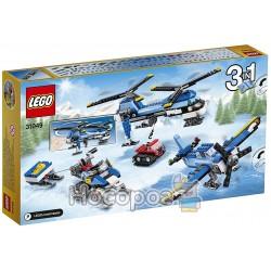 """Конструктор LEGO """"Вертоліт із подвійним гвинтом"""""""