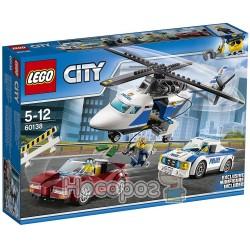 """Конструктор LEGO """"Стремительная погоня"""" 60138"""