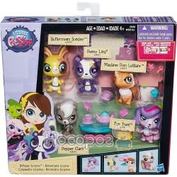Мини игровой набор Hasbro Littlest Pet Shop B0282EU4