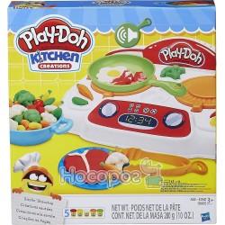 Игровой набор Hasbro Play-doh Кухонная плита B9014EU4