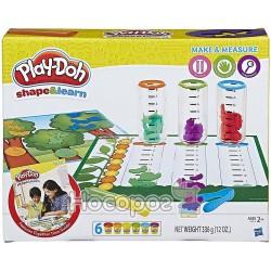 Игровой набор Hasbro Play-doh Сделай и измерь B9016
