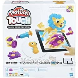 Ігровий набір Hasbro Play-doh Ліпи і роби зачіски B9016