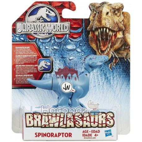 Фото Hasbro 6770564 В1143ЕU4 Динозавр-Забіяка Миру Юрського Періоду