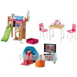 Набор мебели Barbie для дома в асс.(3)