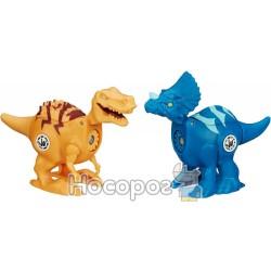 Hasbro 6770565 В1151ЕU4 Динозаври-Забіяки Мир