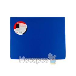 Папка на резинках А4 NORMA 5260 синяя