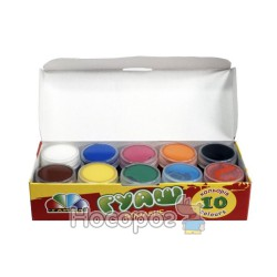 Краски Гуашь Гамма 10 цв/20 мл (321036)
