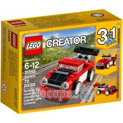 """Конструктор LEGO """"Червона гоночна машина"""""""