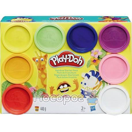 Фото Набір Play-Doh Hasbro 8 баночок