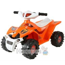 Квадроцикл оранжевый