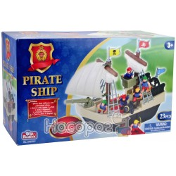 Ігровий набір піратський човен Redbox
