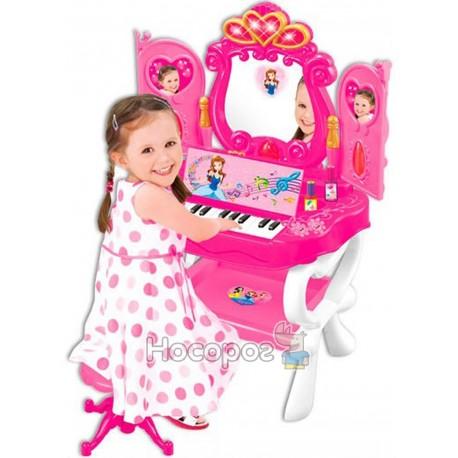 """Фото Іграшка 6002344 """"Ігровий набір Будуар з піаніно"""" №2026 Yeswill"""