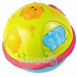 Обертовій м'яч з музикою Redbox 23511-1