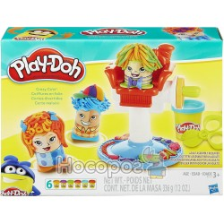 Пластилін Play-Doh Hasbro в наборі CrazyCuts B1155