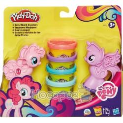 Пластилин Hasbro Play-Doh в наборе MyLittlePony B0010