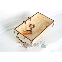 Конструктор-Пазл 3D Ugears Прицеп трактора