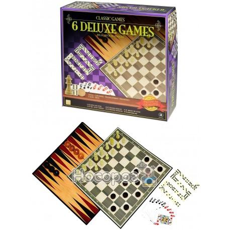 Фото Классические игры - Merchant Ambassador набор из 6-ти игр Делюкс