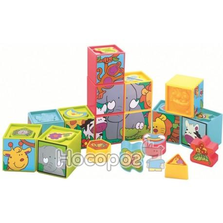 Фото Игровой набор Redbox Кубики-сортер