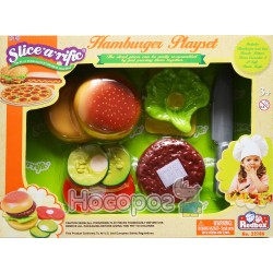 Игровой набор гамбургеров Redbox
