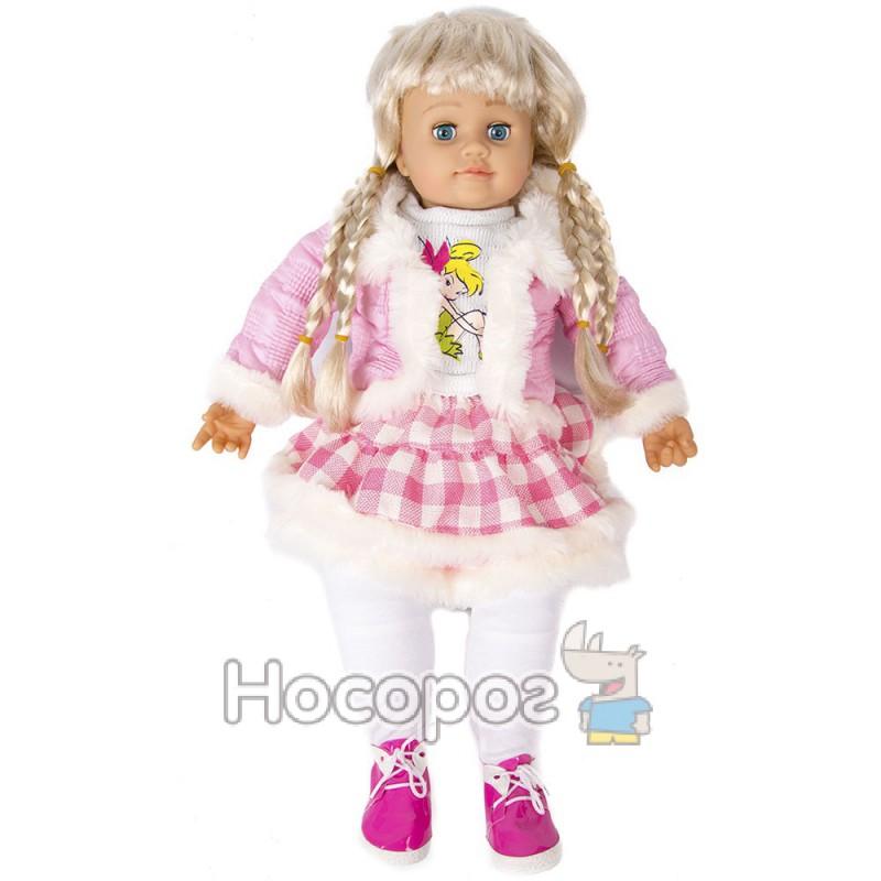 """Фото Кукла В 1050254 R интерактивная """"Ангелина"""" (сенсорные руки, говорит, поет)"""