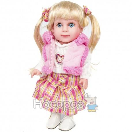 Кукла Т 2007 R виниловая (в летнем костюме, 36 см)