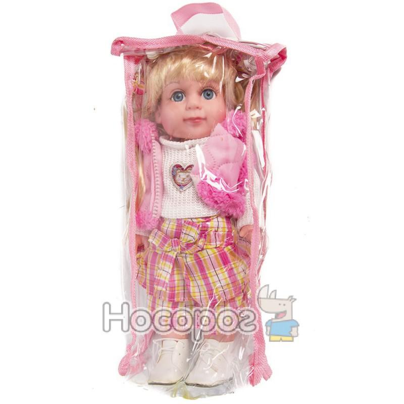 Фото Кукла Т 2007 R виниловая (в летнем костюме, 36 см)