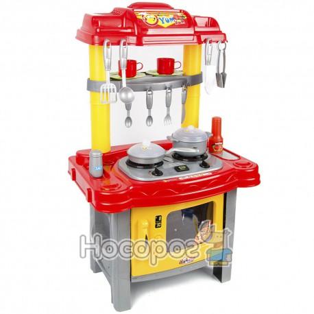 Кухня детская 383-015-017 (звук, свет, на батарейке) (8)