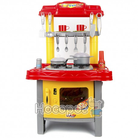 Фото Кухня детская 383-015-017 (звук, свет, на батарейке) (8)