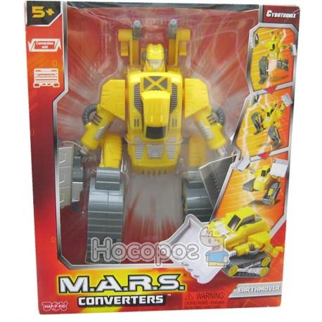 Фото Робот-трансформер Hap-p-Kid M.A.R.S Converters
