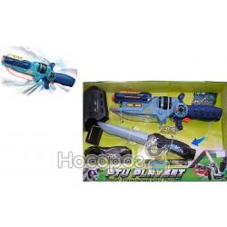 Лазерный бластер Hap-p-Kid с набором ниндзя